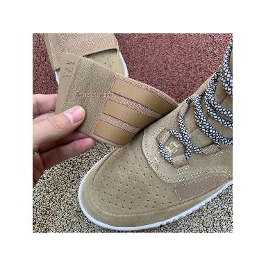 Adidas Yeezy Boost 750 x CDG PLAY Khiki JW5359 Codega/Khiki/Beige/White Sneakers