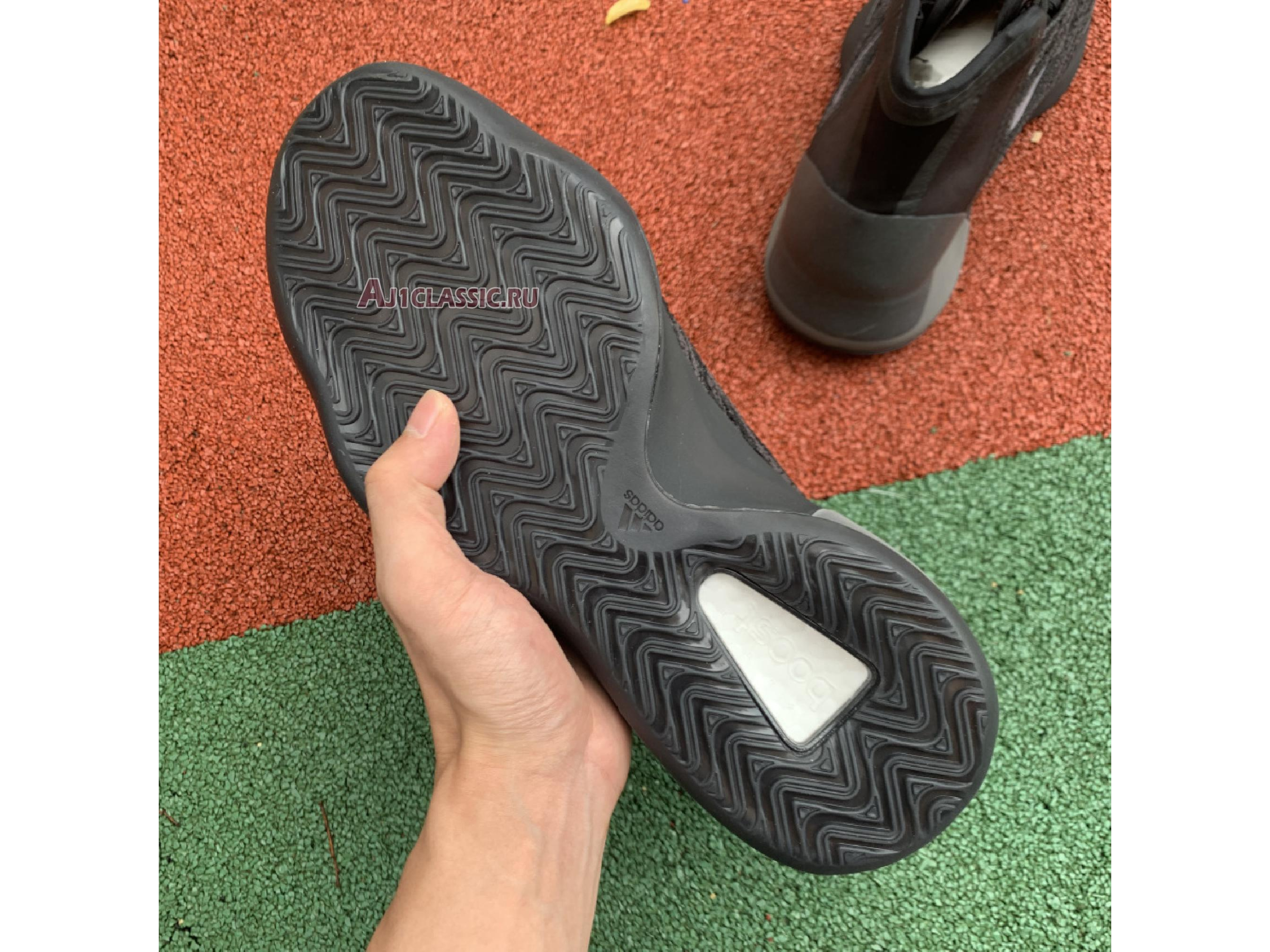 "Adidas Yeezy Quantum Basketball ""Black"" EG1536"