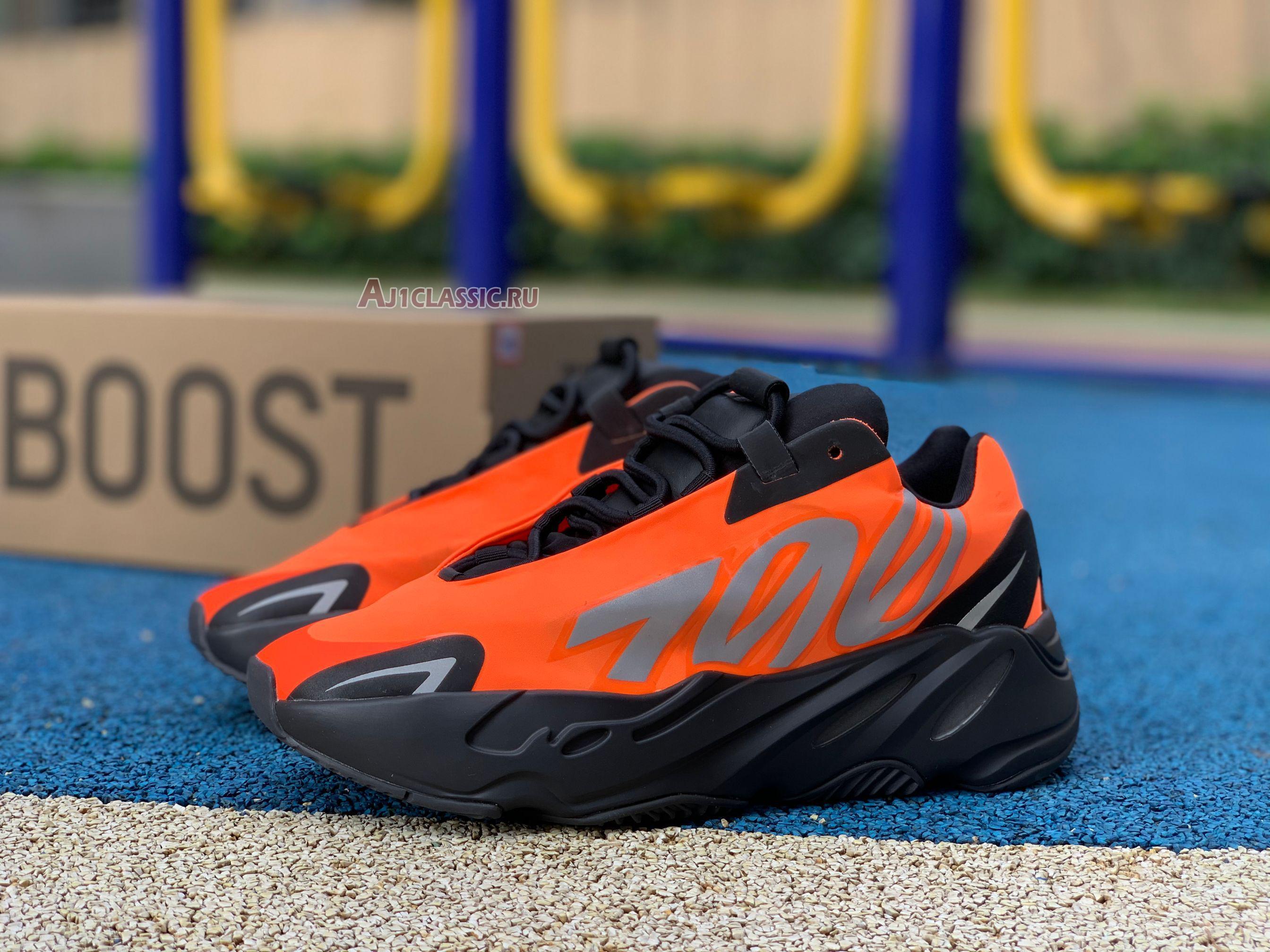 "Adidas Yeezy Boost 700 MNVN ""Orange"" FV3258"