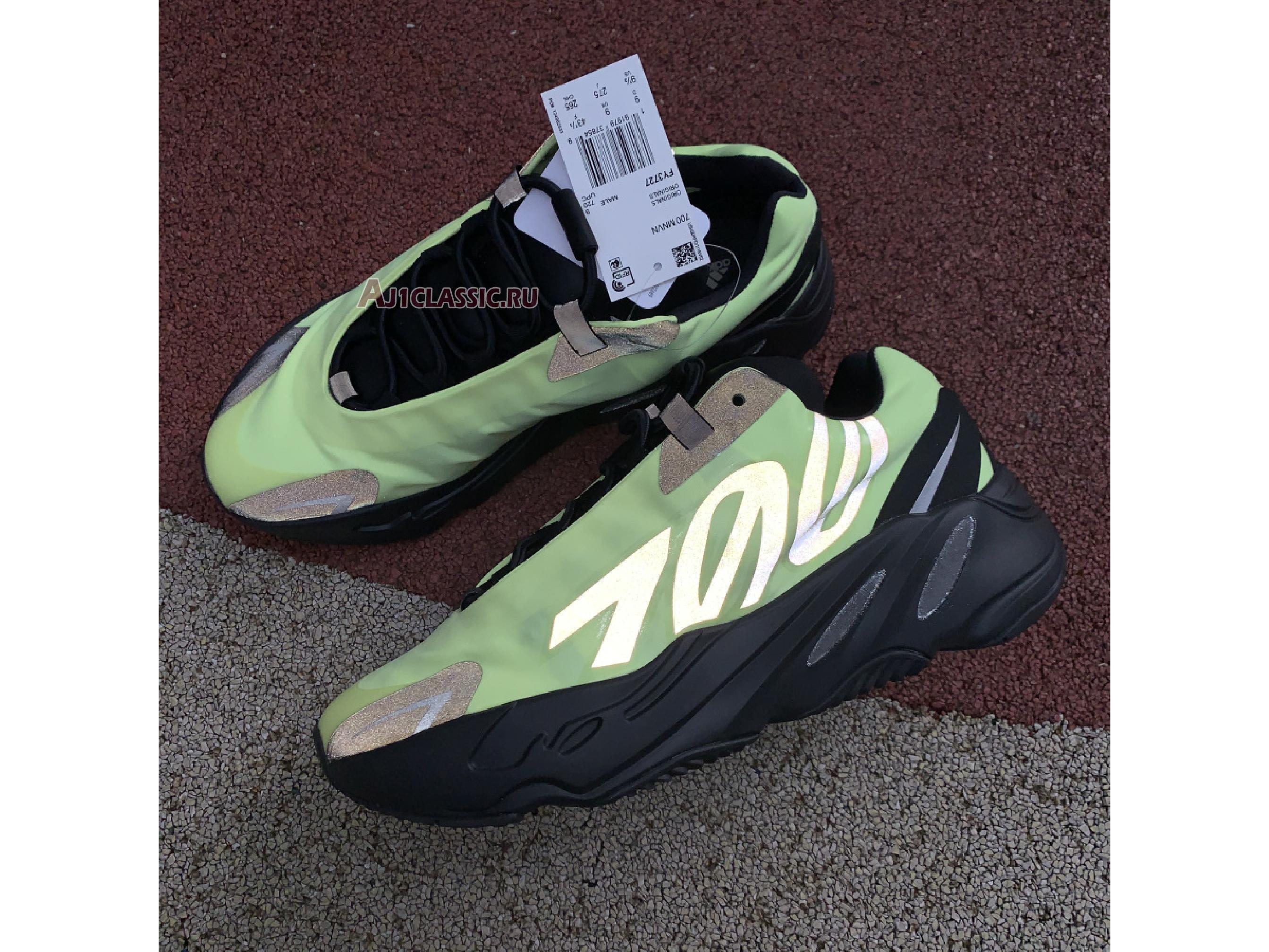 "Adidas Yeezy Boost 700 MNVN ""Phosphor"" FY3727"