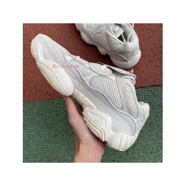 Adidas Yeezy 500 Bone White FV3573 Bone White/Bone White/Bone White Sneakers