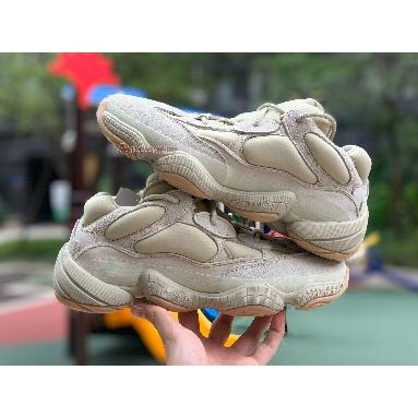 Adidas Yeezy 500 Stone FW4839 Stone/Stone/Stone Sneakers