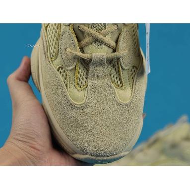 Adias Yeezy 500 Super Moon Yellow DB2966 Super Moon Yellow/Super Moon Yellow Sneakers