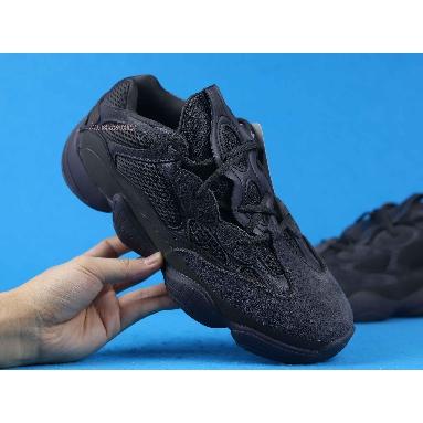 Adias Yeezy 500 Utility Black F36640 Utility Black/Utility Black Sneakers