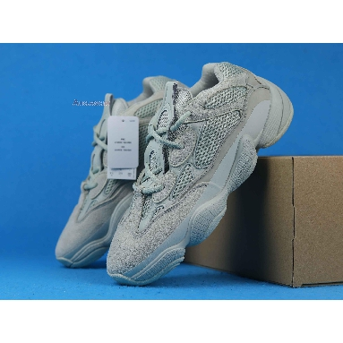 Adias Yeezy 500 Salt EE7287 Salt/Salt/Salt Sneakers