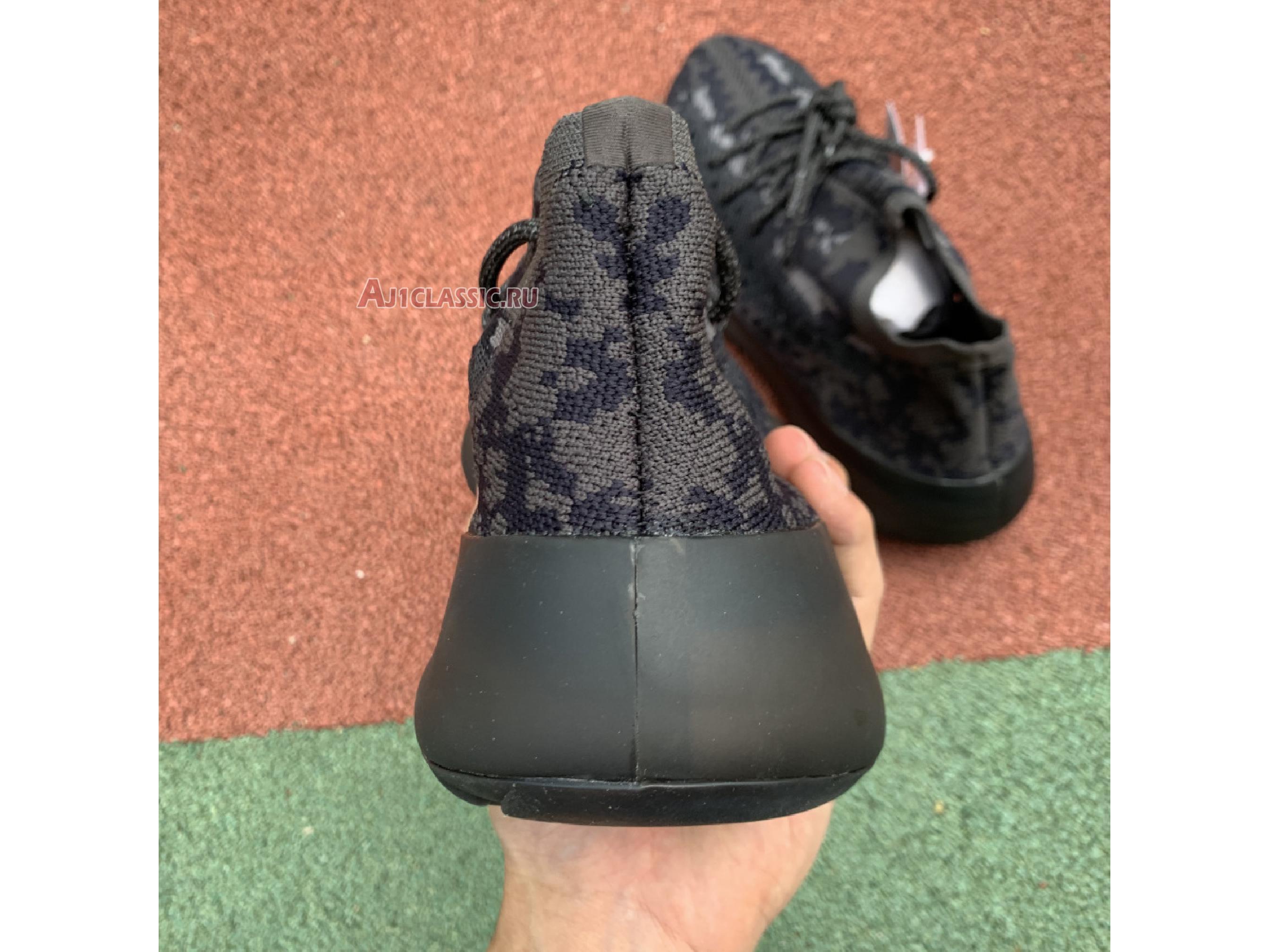 "Adidas Yeezy Boost 380 ""Triple Black"" FB7876"