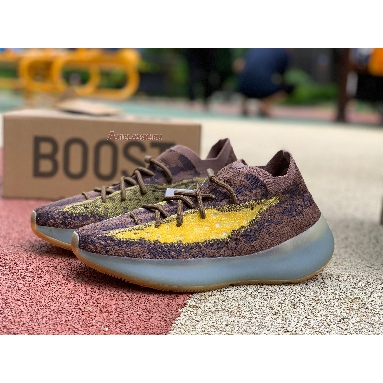 Adidas Yeezy Boost 380 LMNTE FZ4982 LMNTE/LMNTE-LMNTE Sneakers