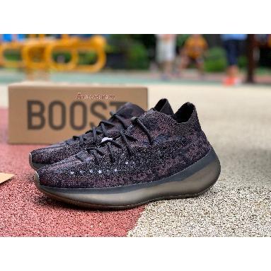 Adidas Yeezy Boost 380 Onyx FZ1270 Onyx/Onyx-Onyx Sneakers