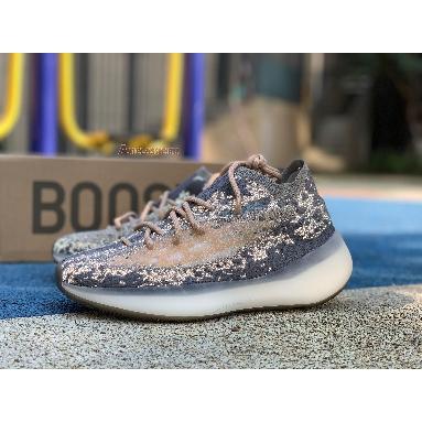 Adidas Yeezy Boost 380 Mist Reflective FX9846 Mist/Mist/Mist Sneakers
