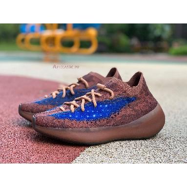 Adidas Yeezy Boost 380 Azure FZ4986 Azure/Azure-Azure Sneakers