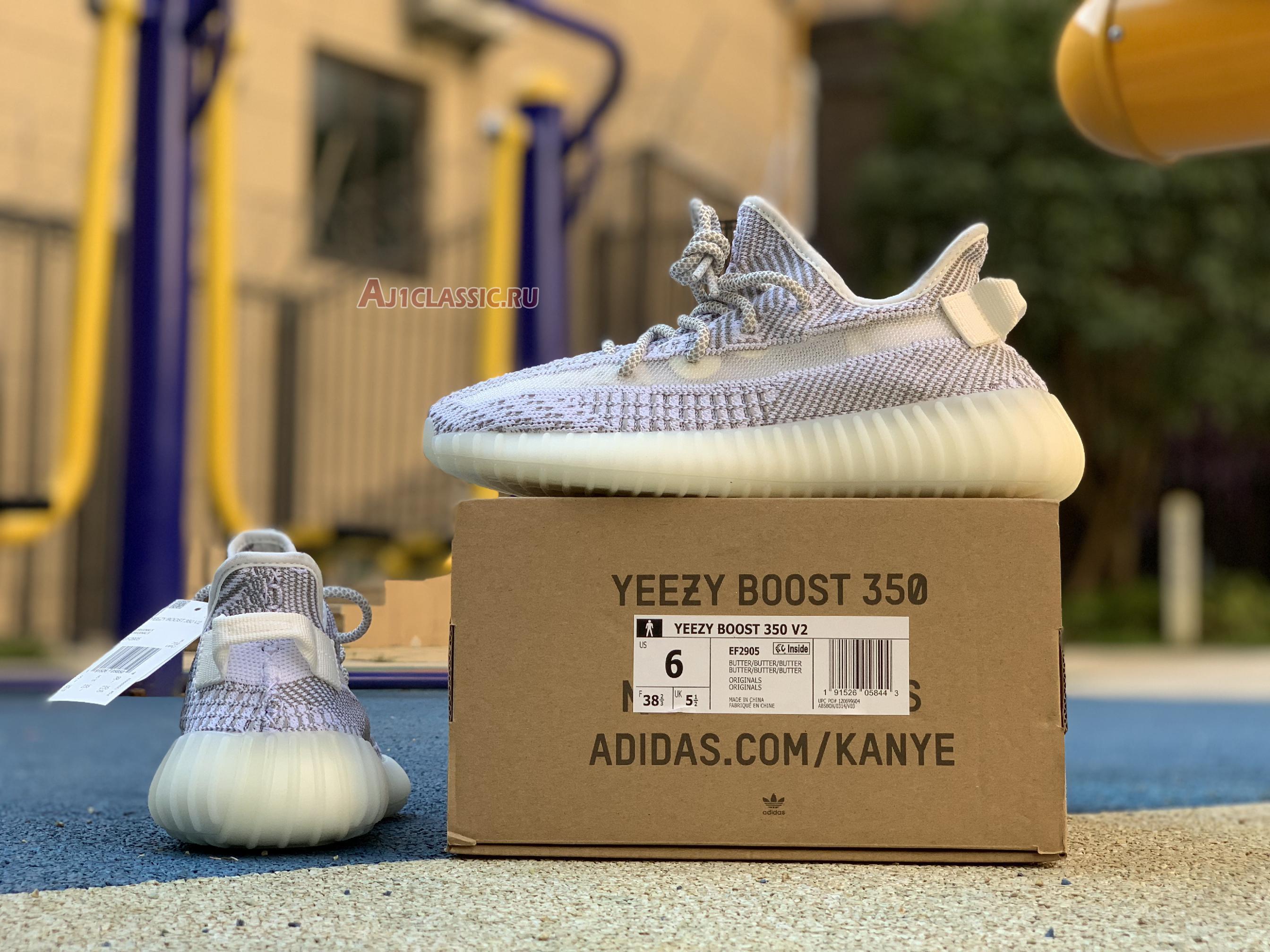 "Adidas Yeezy Boost 350 V2 ""Static Non-Reflective"" EF2905"