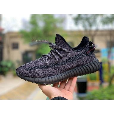 Adidas Yeezy Boost 350 V2 Black Non-Reflective FU9013 Black/Black/Black Sneakers