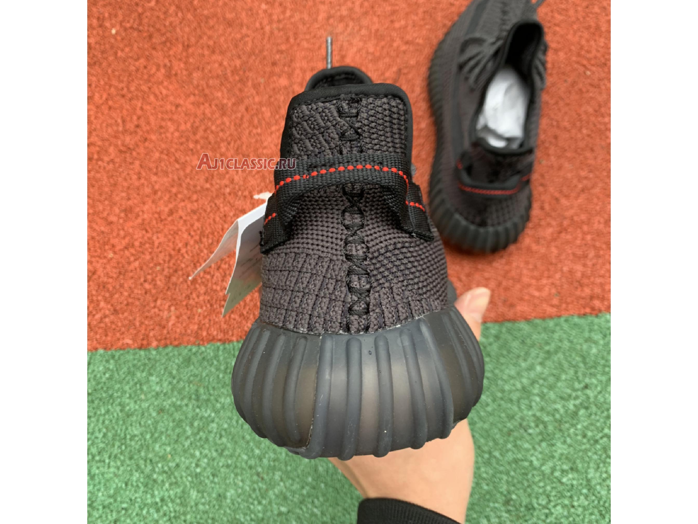 "Adidas Yeezy Boost 350 V2 ""Black Non-Reflective"" FU9013"