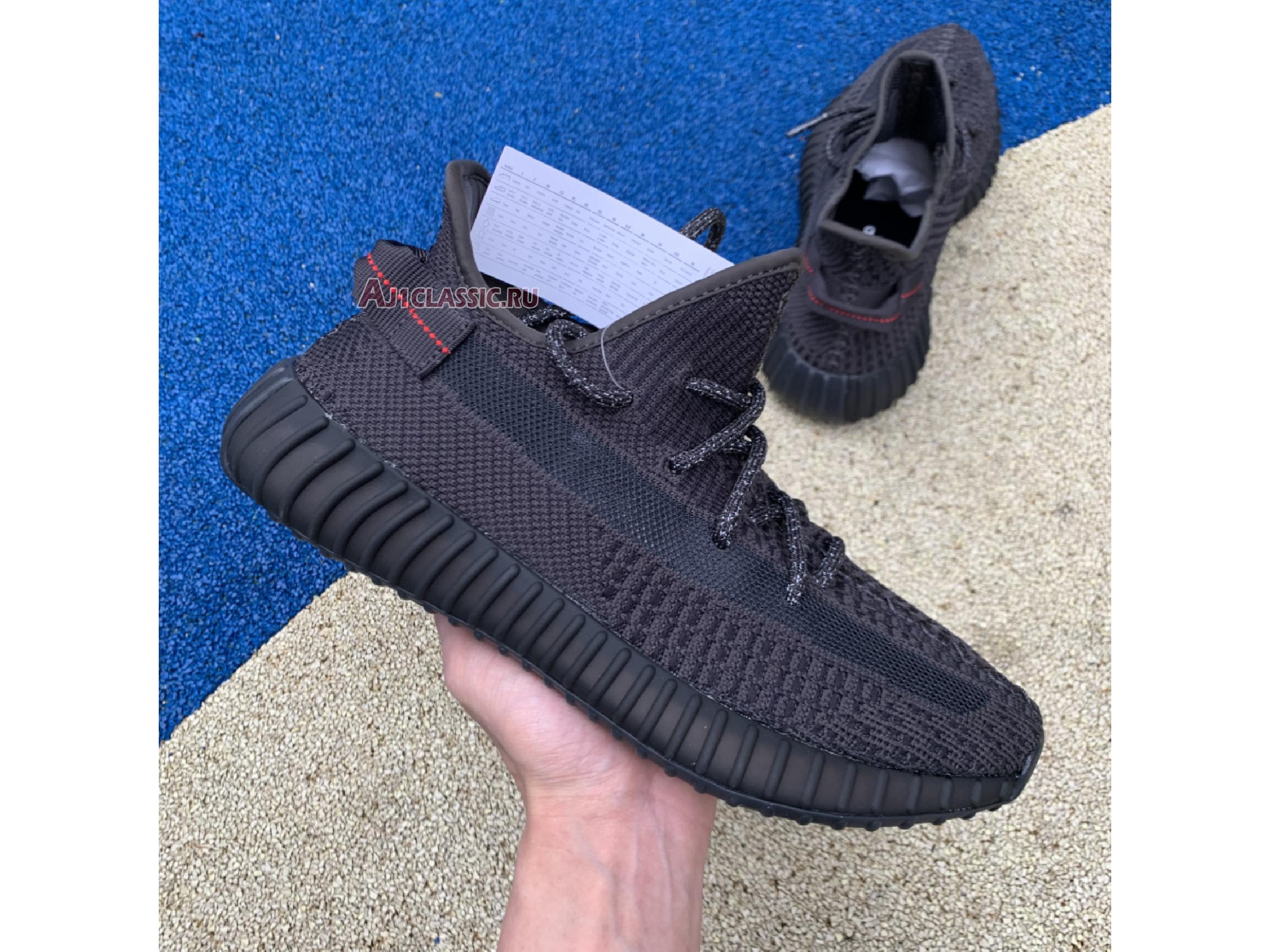 "Adidas Yeezy Boost 350 V2 ""Black Non-Reflective"" FU9006"