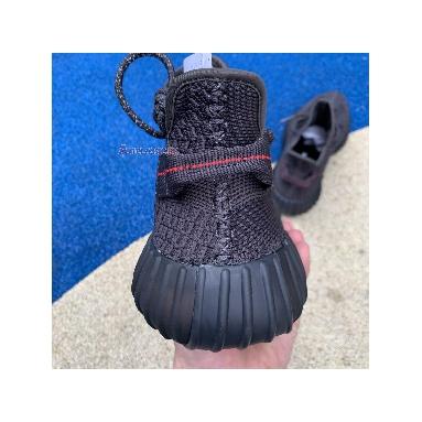 Adidas Yeezy Boost 350 V2 Black Non-Reflective FU9006 Black/Black/Black Sneakers
