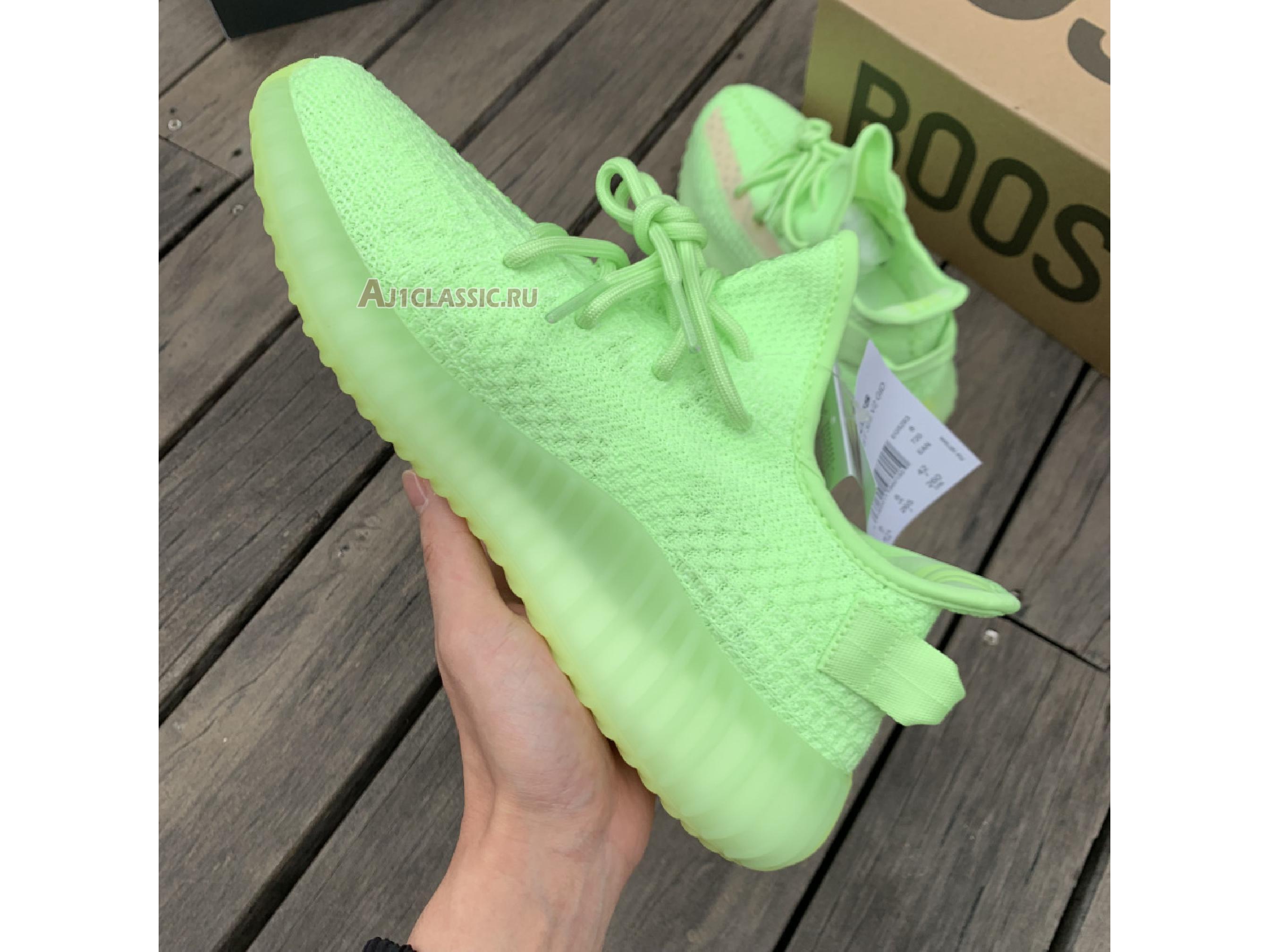 "Adidas Yeezy Boost 350 V2 GID ""Glow"" EG5293"