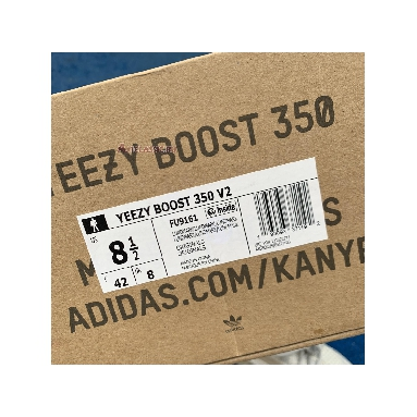 Adidas Yeezy Boost 350 V2 Lundmark Non-Reflective FU9161 Lundmark/Lundmark Sneakers