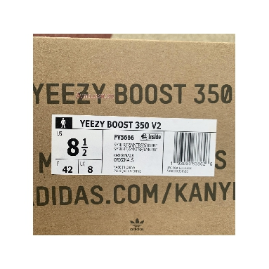 Adidas Yeezy Boost 350 V2 Synth Reflective FV5666 Synth Reflective/Synth Reflective Sneakers
