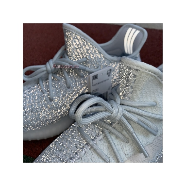Adidas Yeezy Boost 350 V2 Cloud White Reflective FW5317 Cloud White Reflective/Cloud White Reflective Sneakers