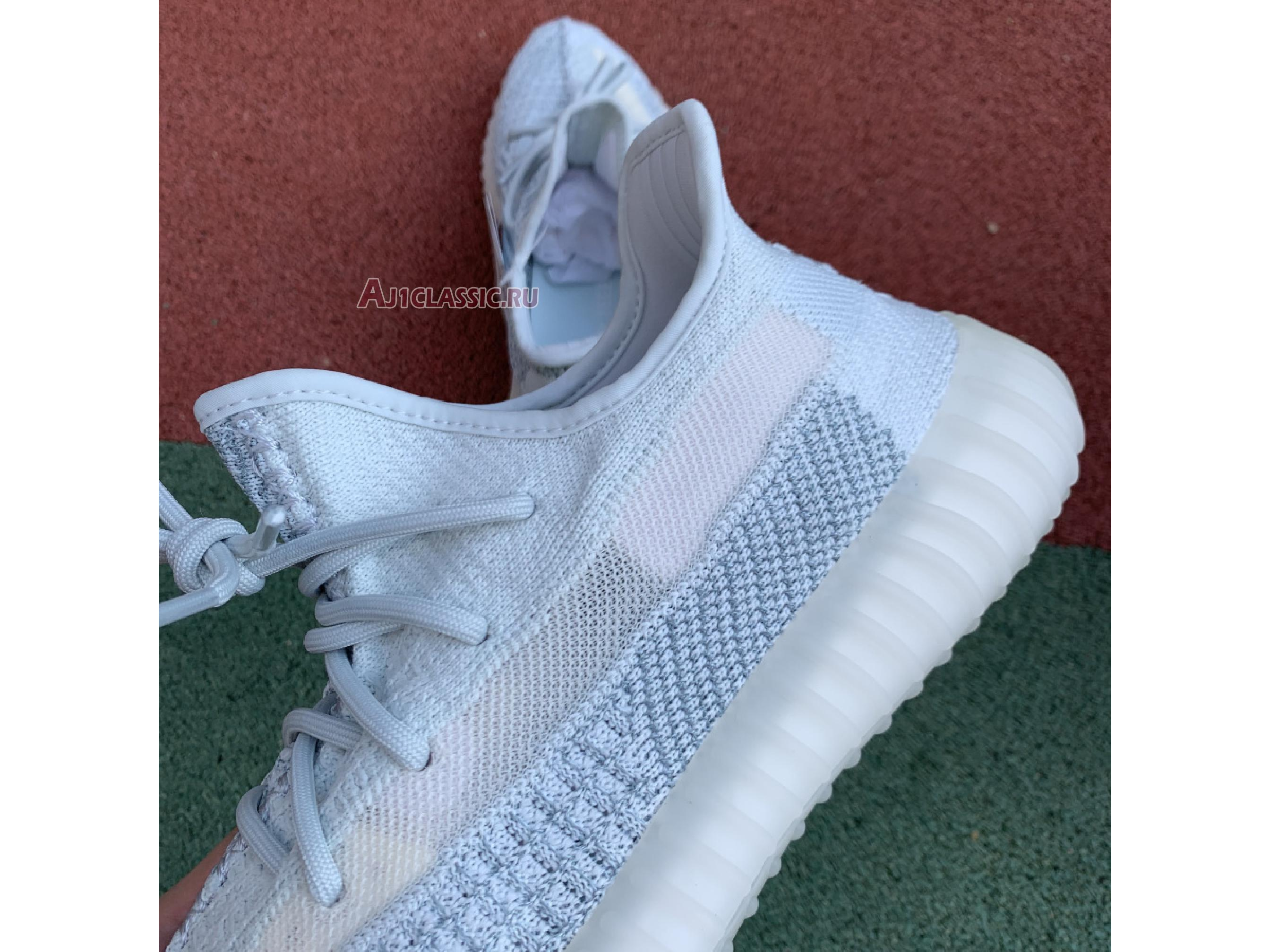 """Adidas Yeezy Boost 350 V2 """"Cloud White Reflective"""" FW5317"""
