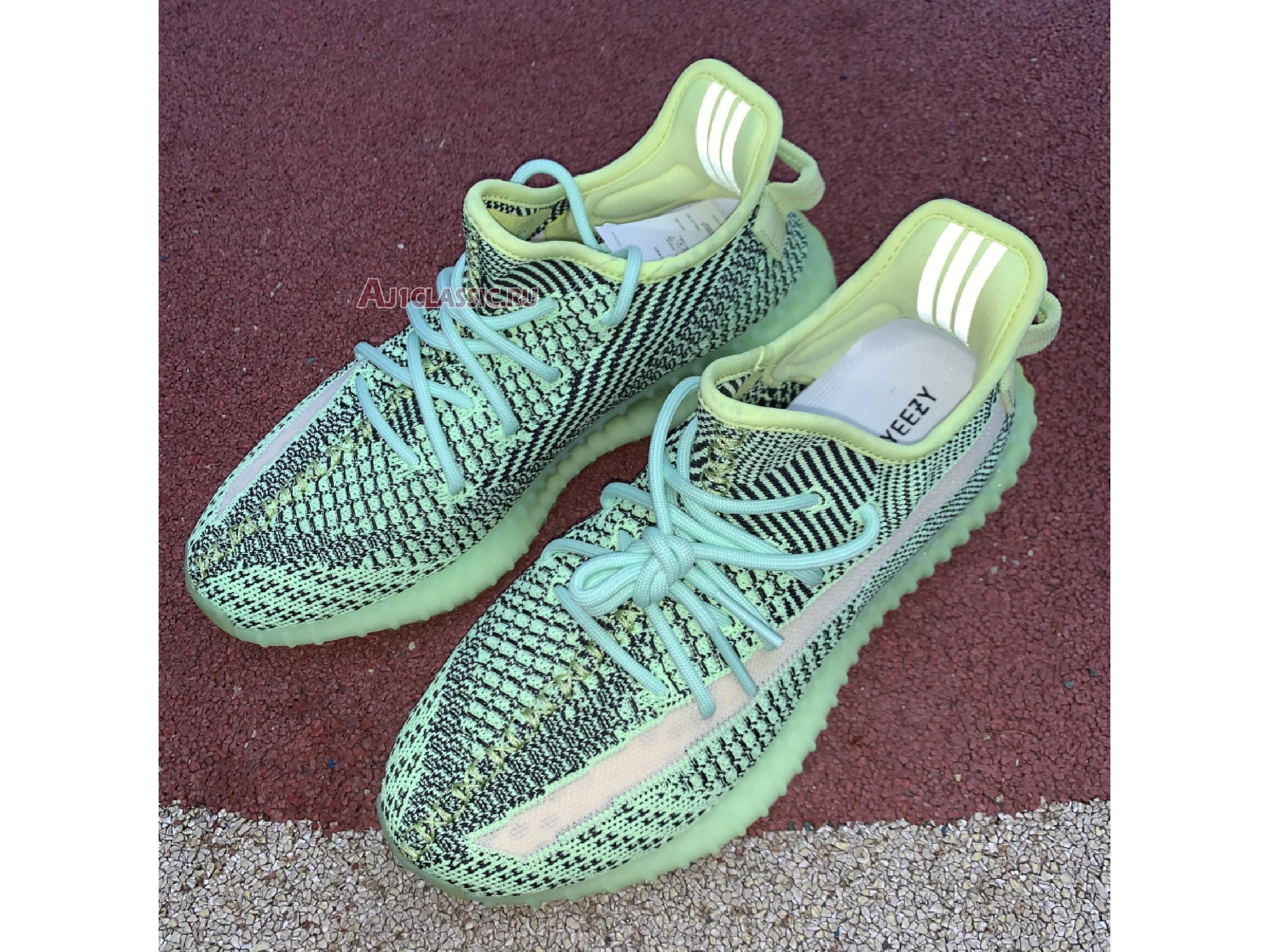 """Adidas Yeezy Boost 350 V2 """"Yeezreel Non-Reflective"""" FW5191"""