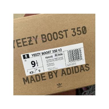 Adidas Yeezy Boost 350 V2 Yecheil Reflective FX4145 Yecheil/Yecheil/Yecheil Sneakers