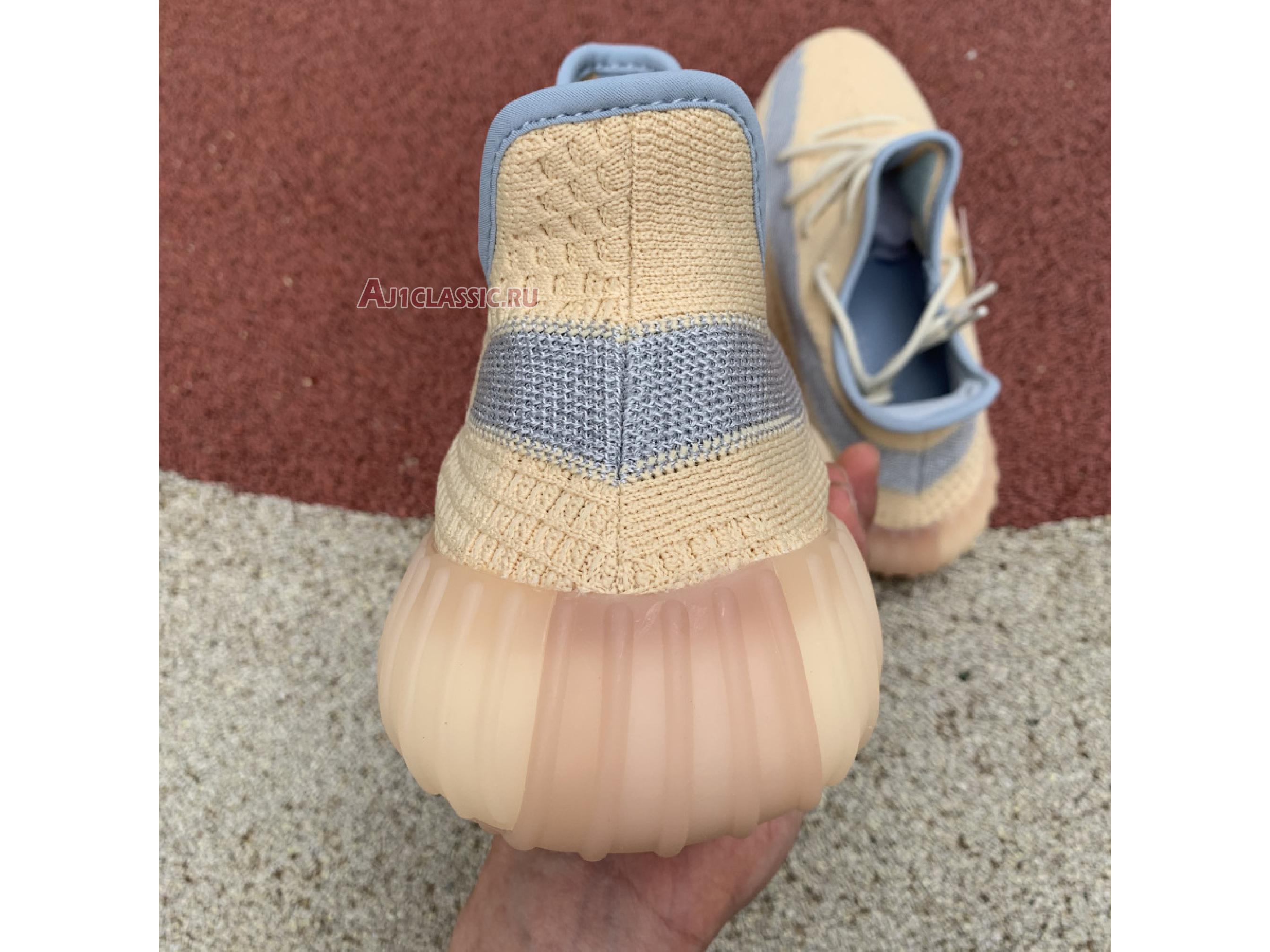 "Adidas Yeezy Boost 350 V2 ""Linen"" FY5158"