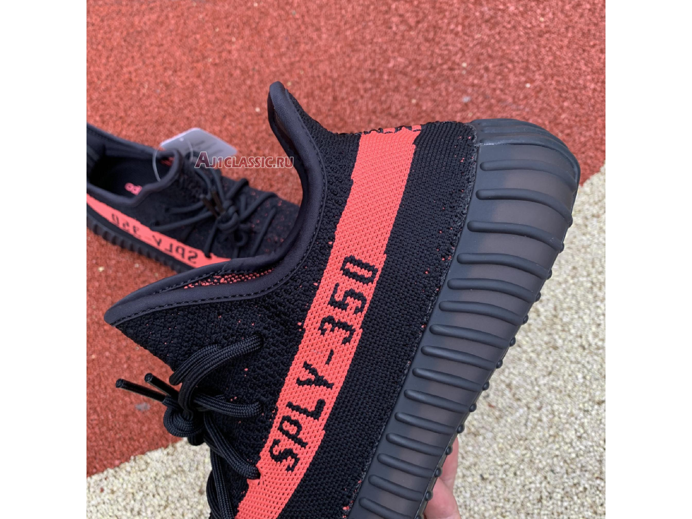 """Adidas Yeezy Boost 350 V2 """"Red"""" BY9612"""