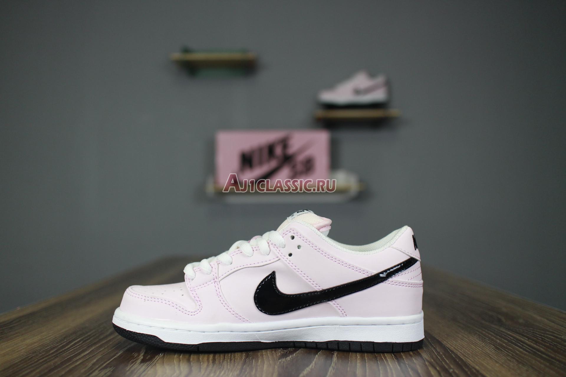 """Nike SB Dunk Low """"Pink Box"""" 833474-601"""