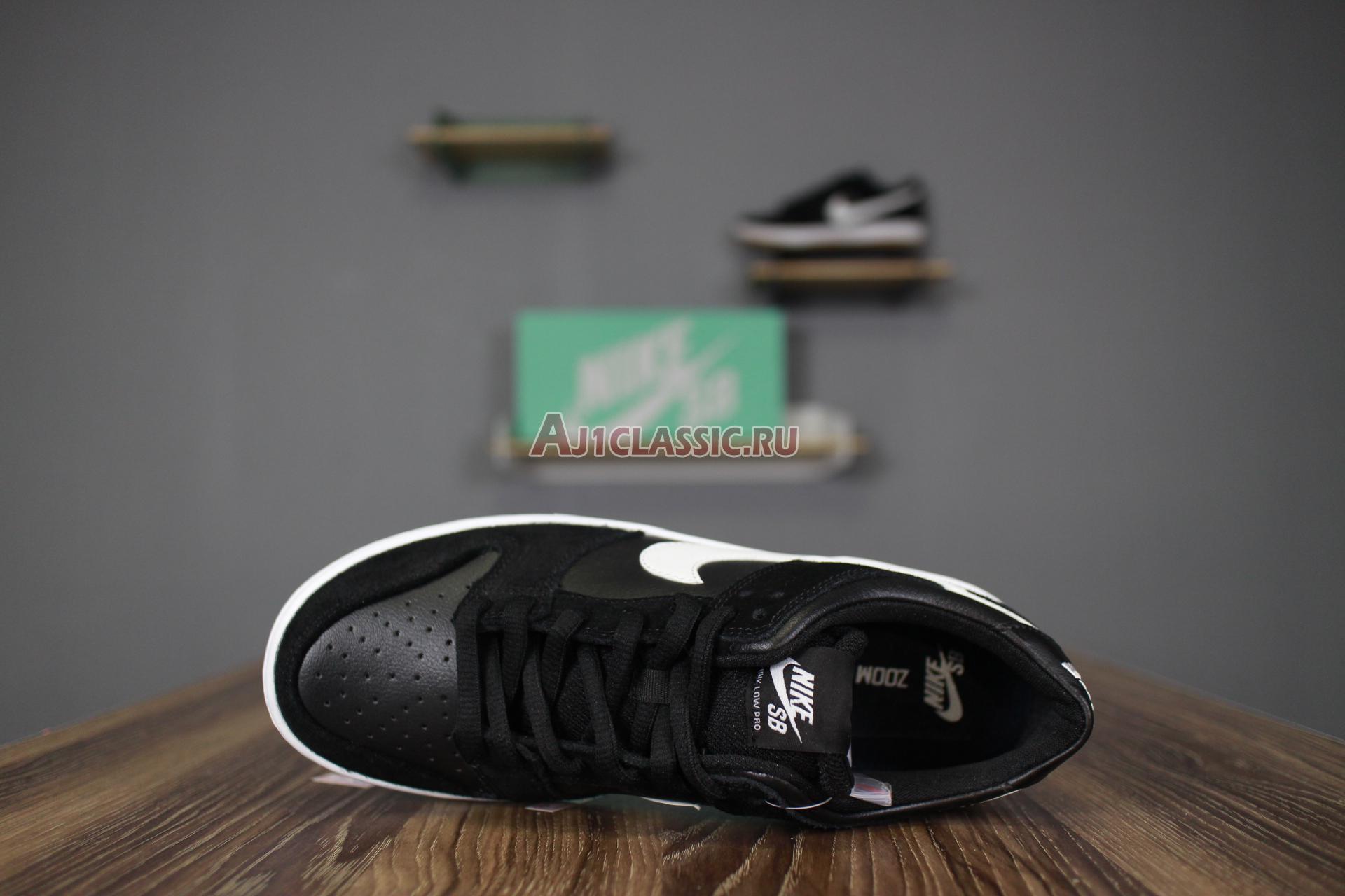 "Nike Zoom Dunk Low Pro SB ""Black Gum"" 854866-019"