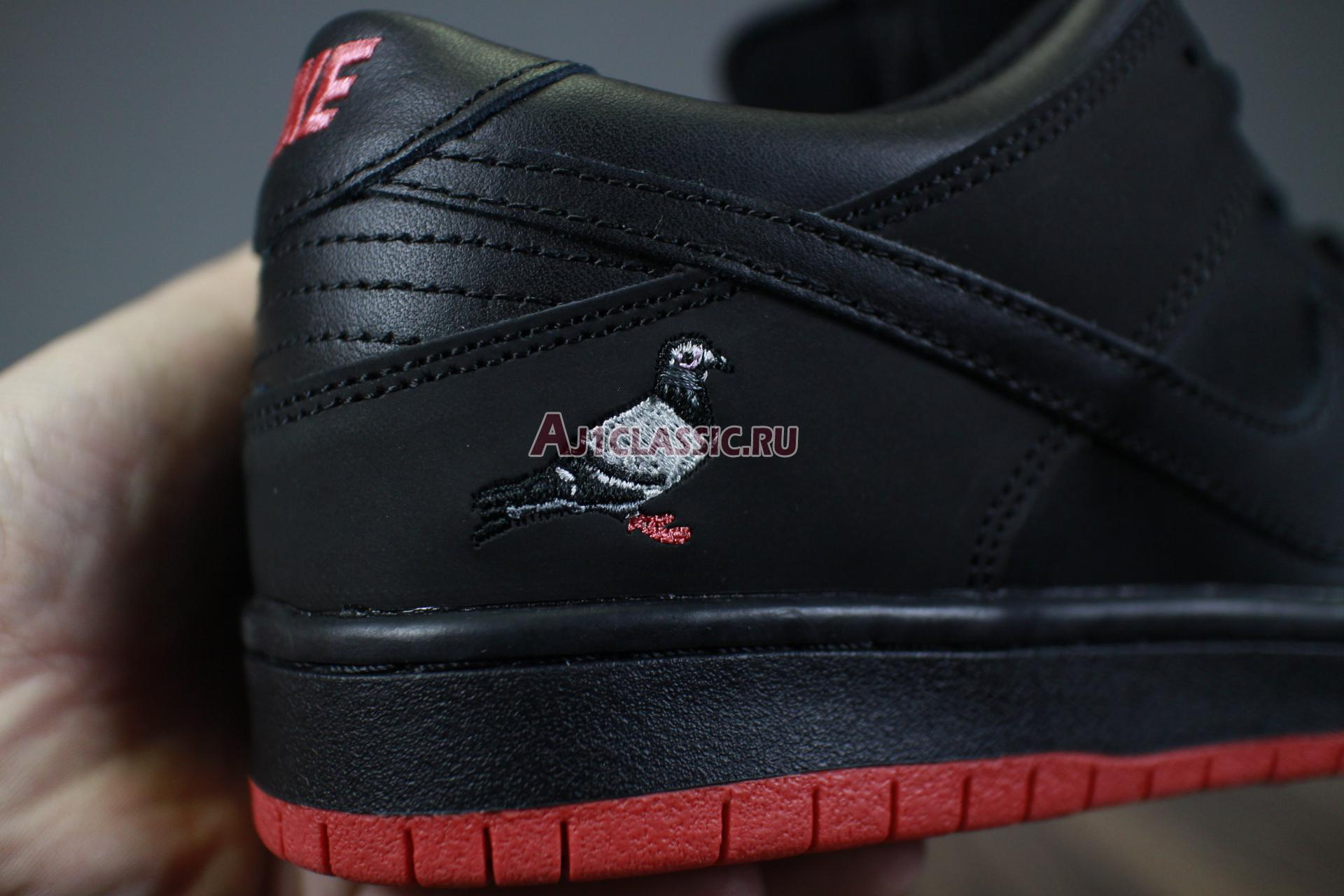 "Nike Jeff Staple x Dunk Low Pro SB ""Black Pigeon"" 883232-008"