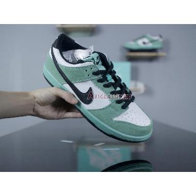 Nike SB Dunk Low Sea Crystal 819674-301 Green Glow/Black-Summit White Sneakers