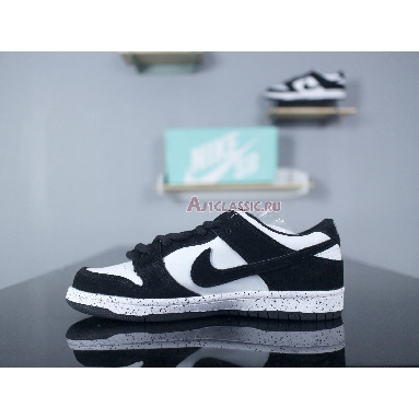 Nike Zoom Dunk Low Pro SB Barely Green 854866-003 Black/Black-Barely Green-White Sneakers