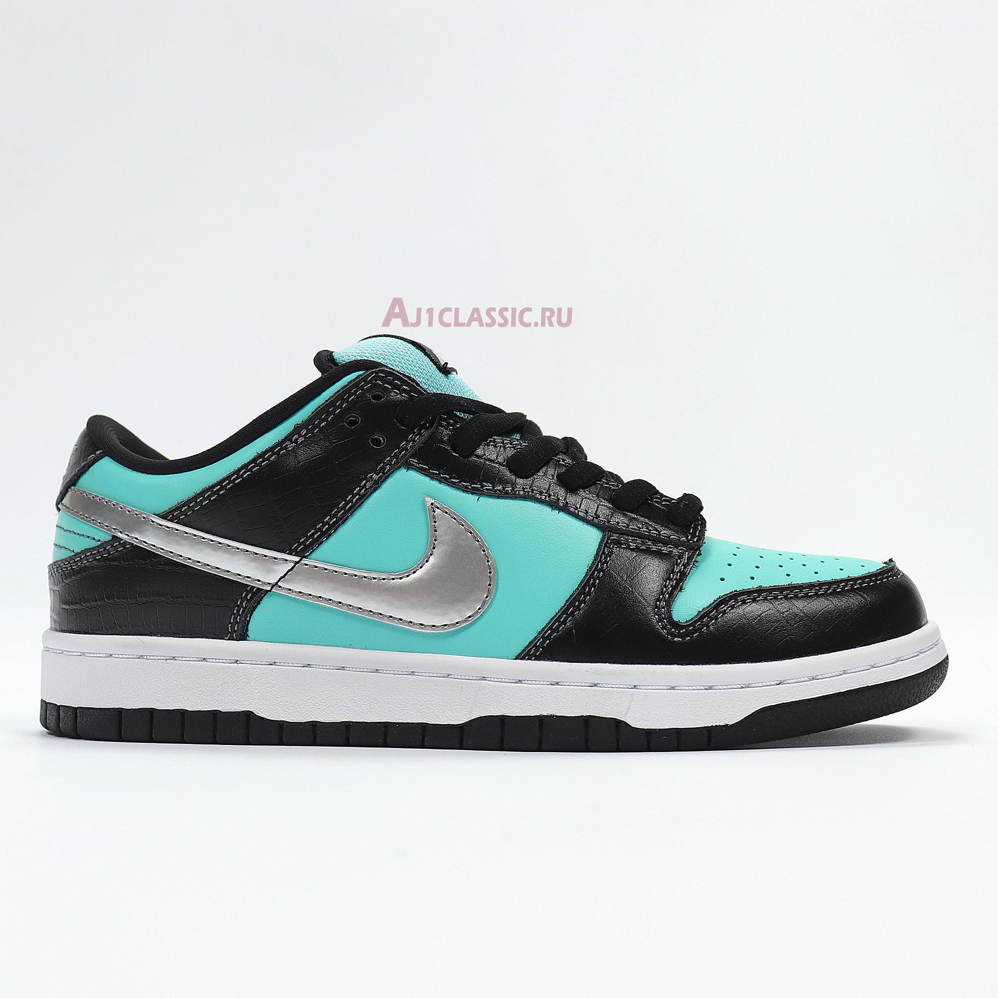 "Nike Diamond Supply Co. x Dunk Low Pro SB ""Tiffany"" 304292-402"