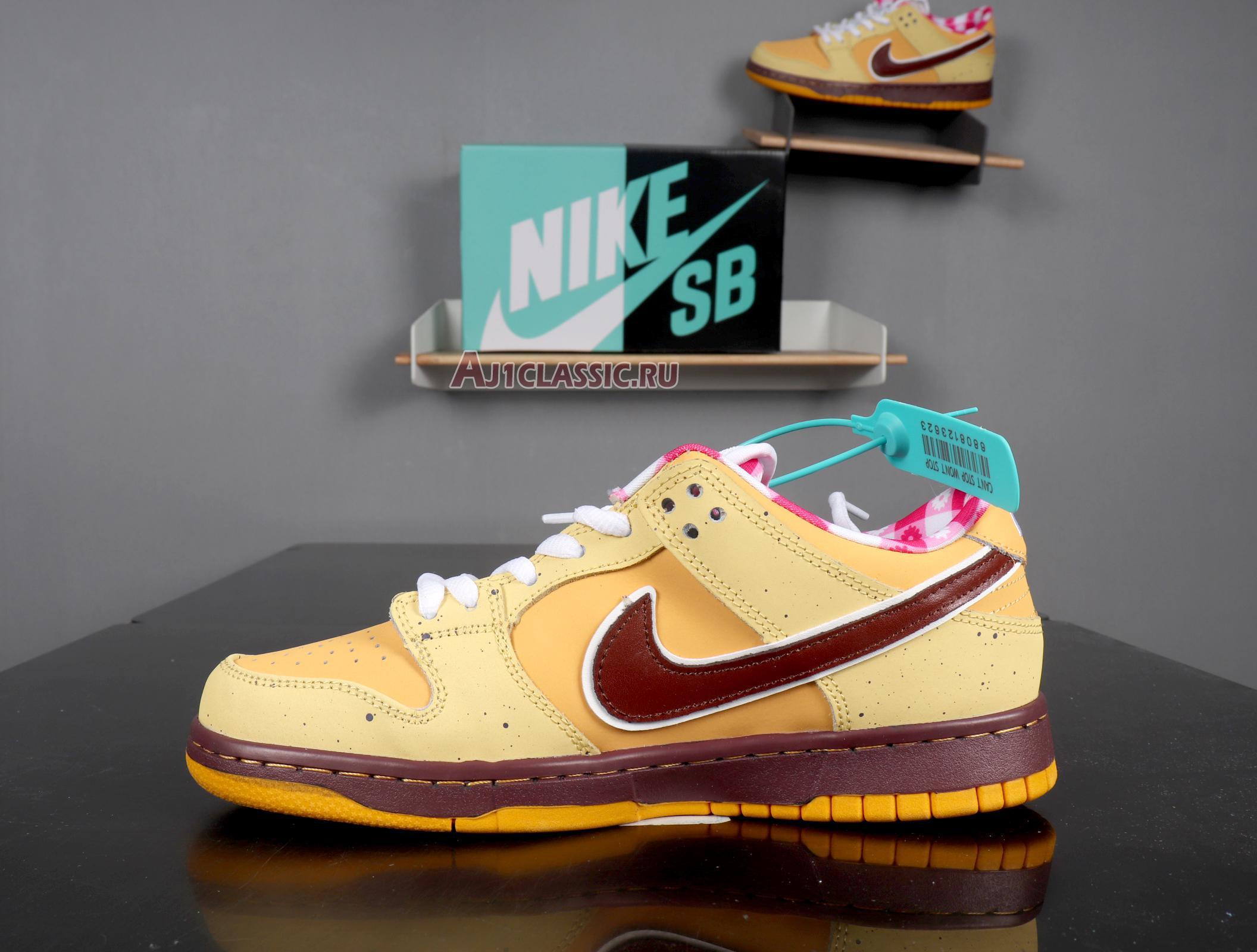 "Nike Dunk Low Premium SB ""Yellow Lobster"" 313170-137"