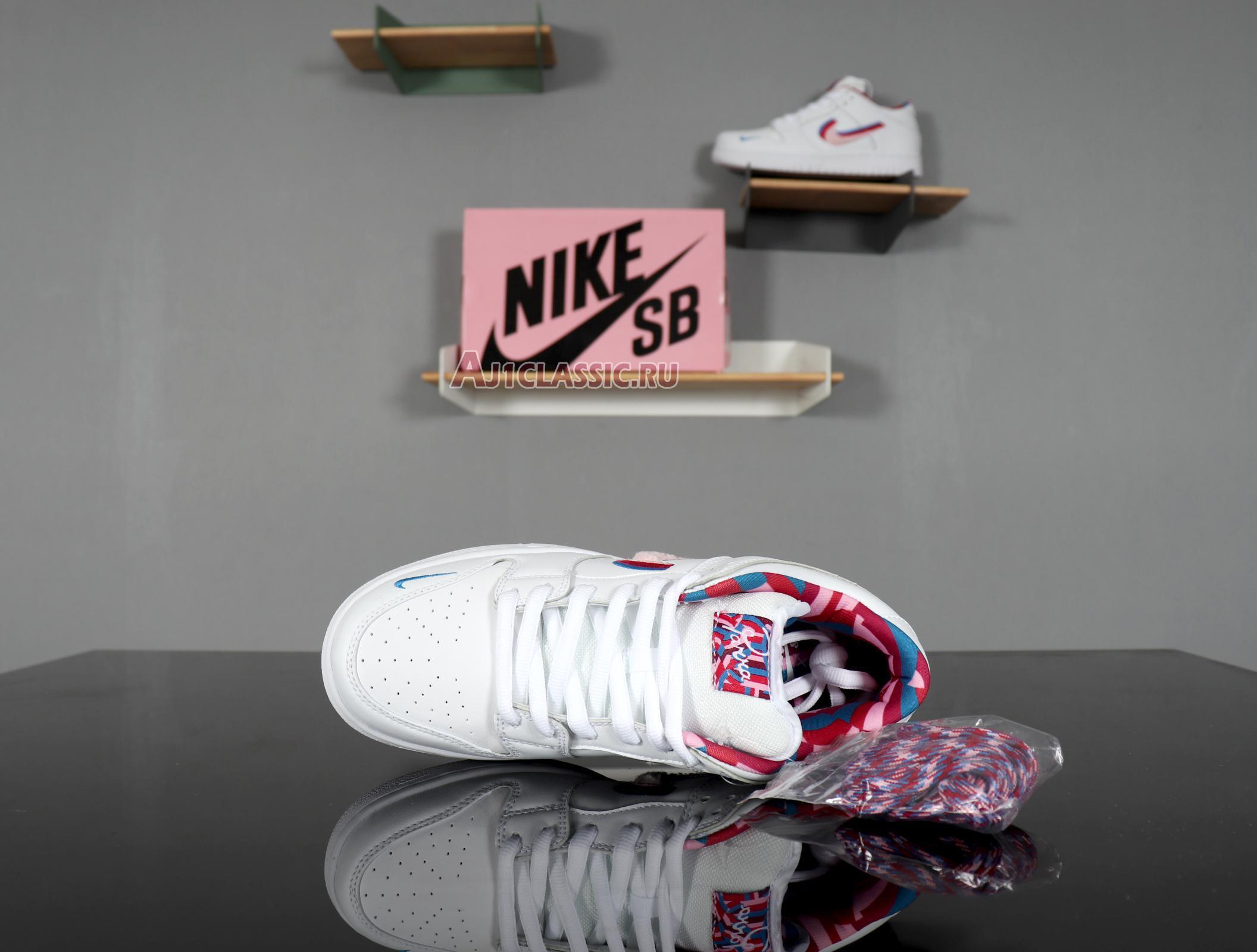 Parra x Nike SB Dunk Low CN4504-100