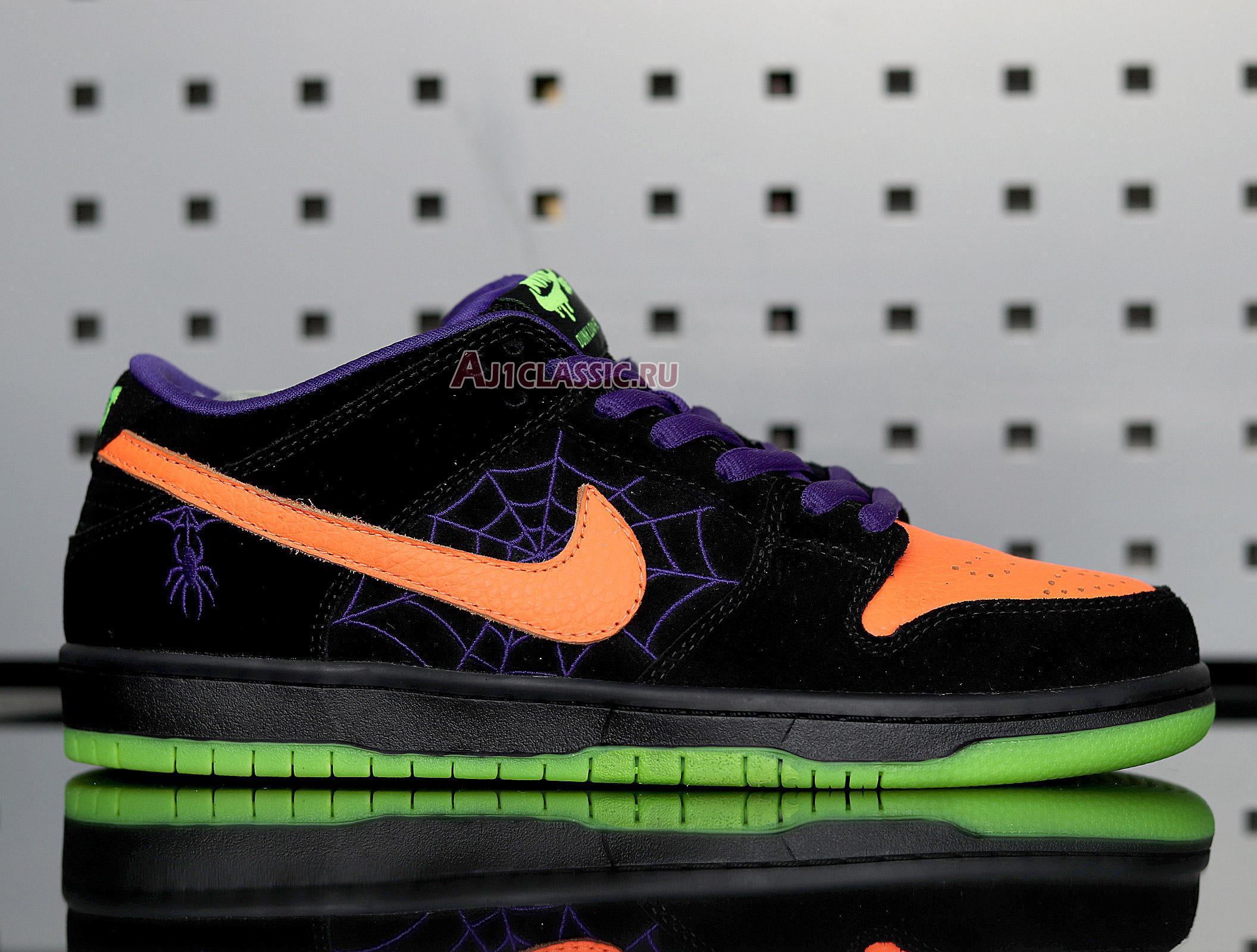 "Nike Dunk Low SB ""Night of Mischief"" BQ6817-006"