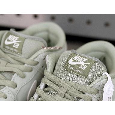 Nike Dunk Low SB Horizon Green BQ6817-300 Horizon Green/Eraser Light Brown-Light Ivory Sneakers