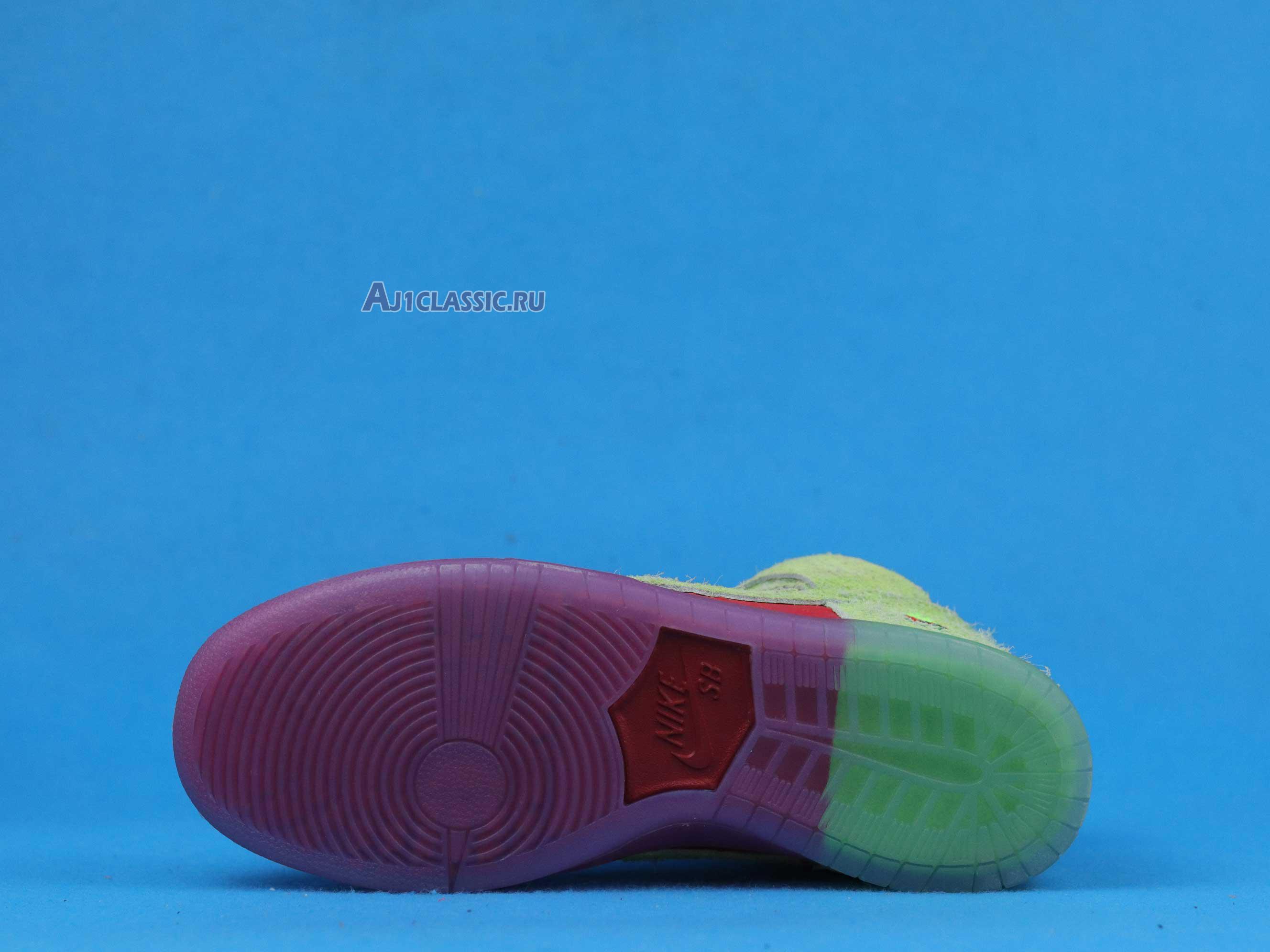 "Nike Dunk High SB ""Strawberry Cough"" CW7093-600"