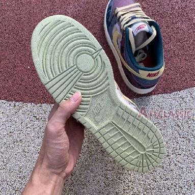 Nike Dunk Low SP Lemon Wash CZ9747-900 Multi-Color/Midnight Turquoise-Cardinal Red-Lemon Wash Sneakers