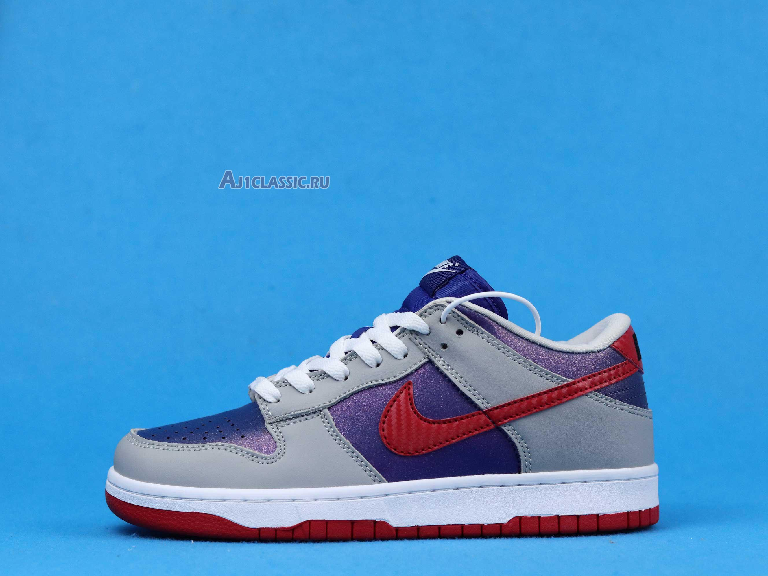 "Nike Dunk Low Retro ""Samba"" 2020 CZ2667-400"