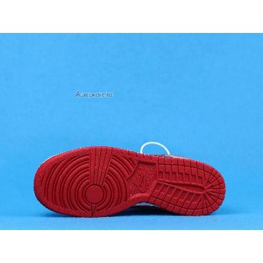 Nike Dunk Low Retro Samba 2020 CZ2667-400 Hyper Blue/Samba-Silver Sneakers