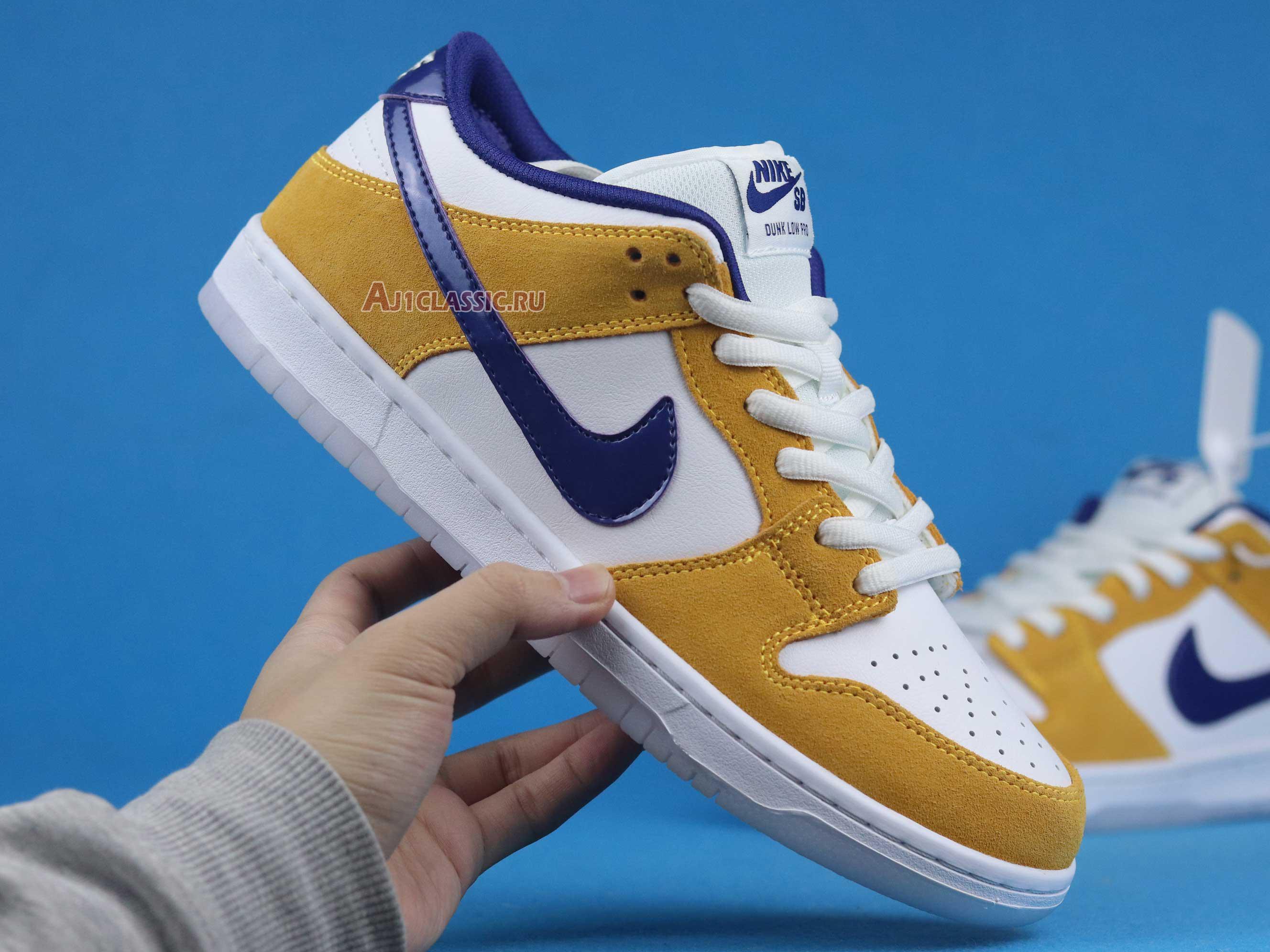 """Nike Dunk Low Pro SB """"Laser Orange"""" BQ6817-800"""