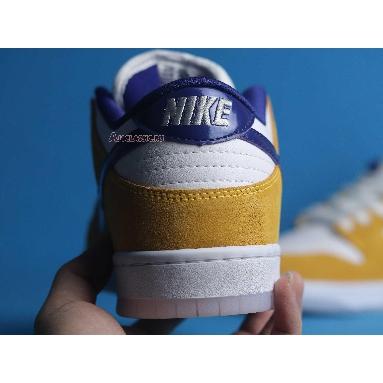 Nike Dunk Low Pro SB Laser Orange BQ6817-800 Laser Orange/Regency Purple Sneakers
