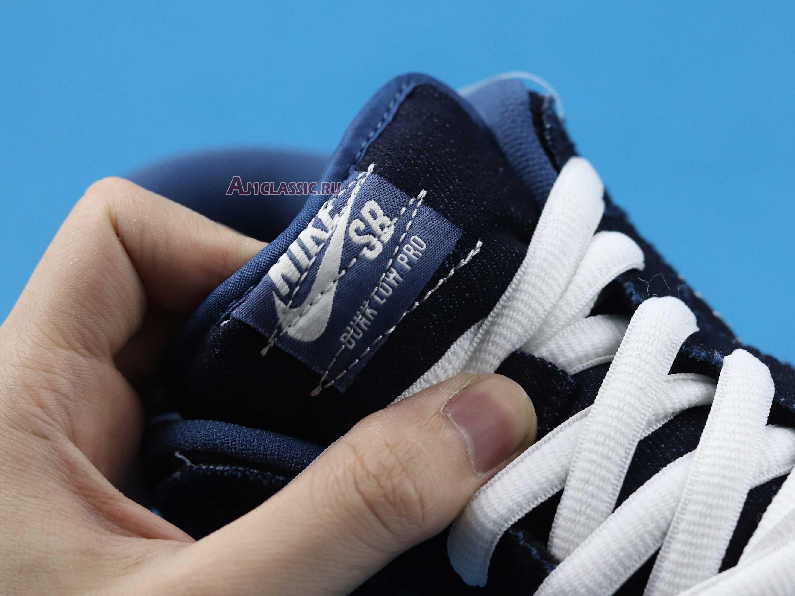 """Nike Dunk Low Pro PRM SB """"Sashiko Pack"""" CV0316-400"""