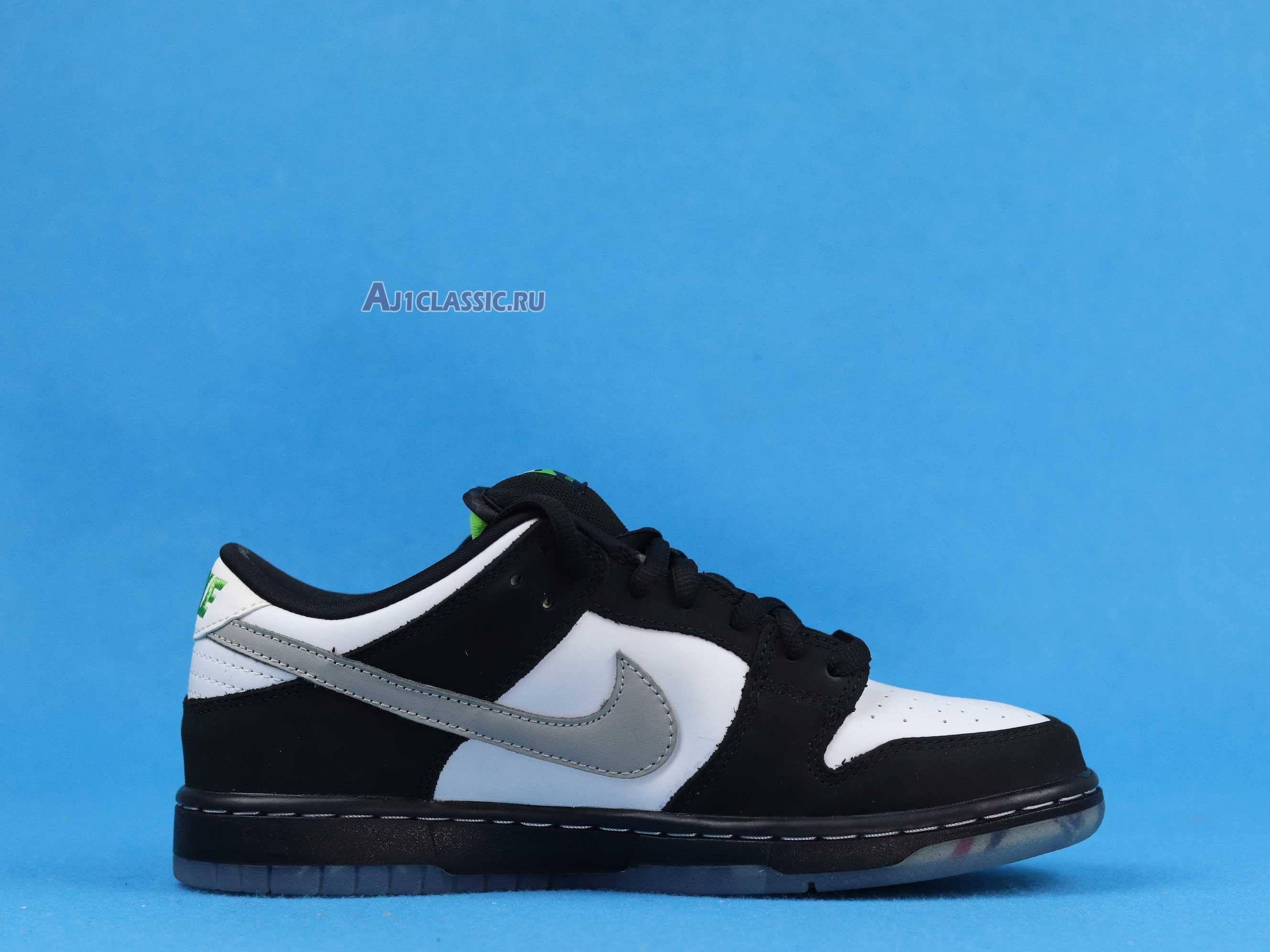 "Nike Jeff Staple x Dunk Low Pro SB ""Panda Pigeon"" Special Box BV1310-013"
