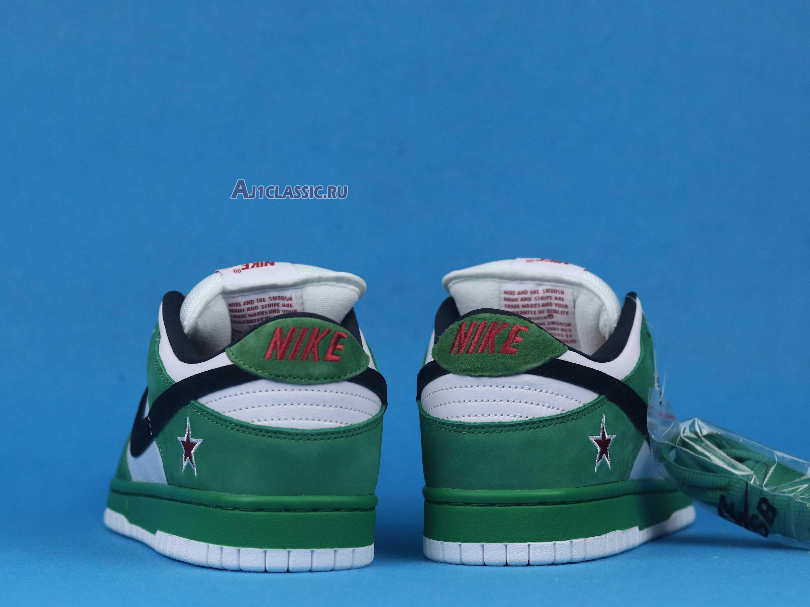 """Nike Dunk Low Pro SB """"Heineken"""" 304292-302"""