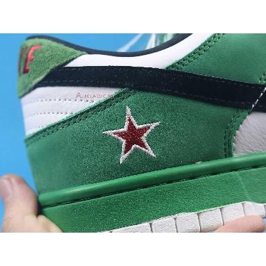 Nike Dunk Low Pro SB Heineken 304292-302 Classic Green/Black-White-Red Sneakers