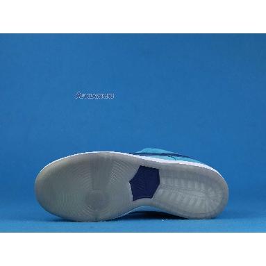 Nike Dunk Low SB Blue Fury BQ6817-400 Blue Fury/Deep Royal-Blue Fury Sneakers
