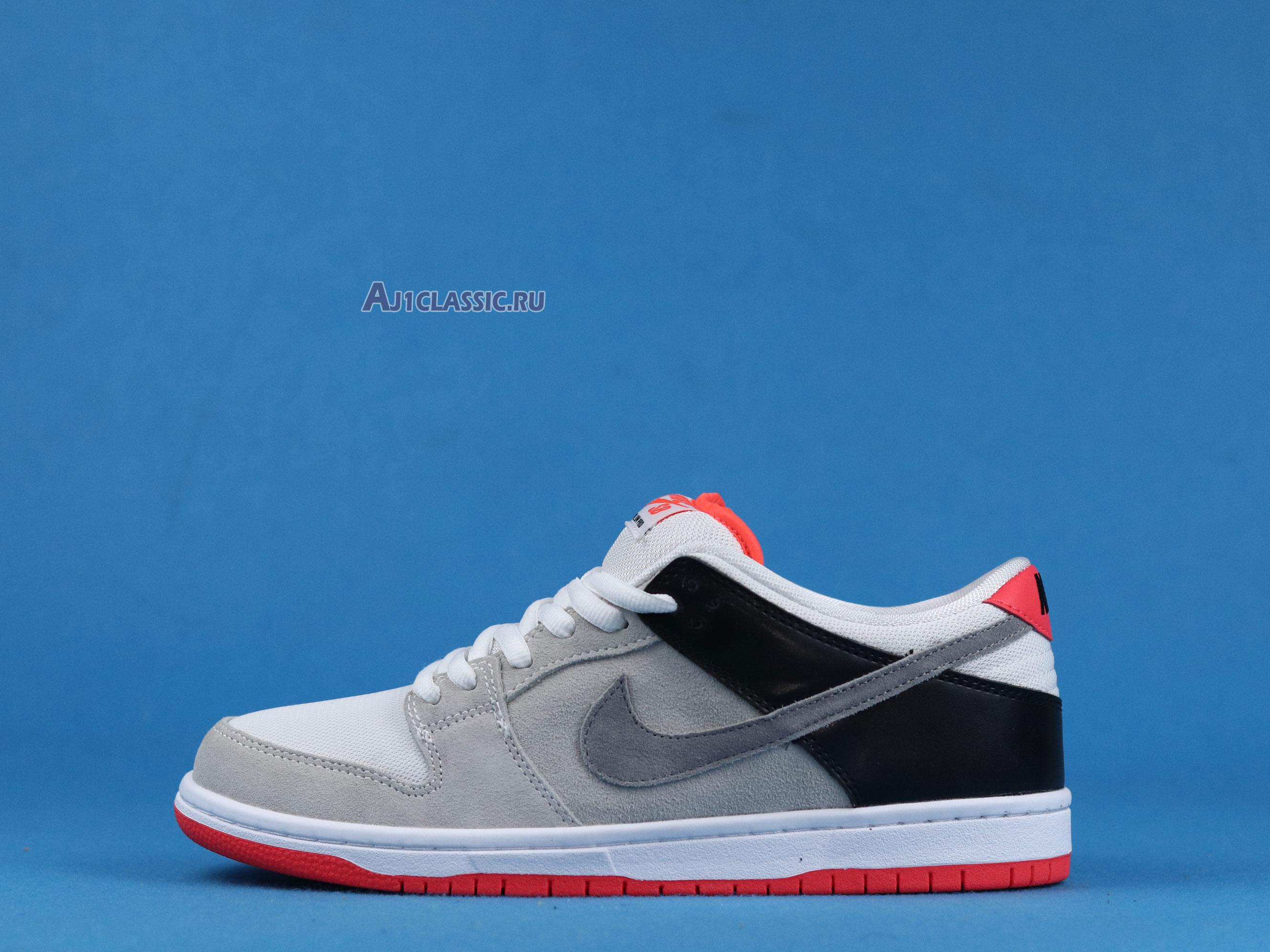 """Nike Dunk Low SB """"AM90 Infrared"""" CD2563-004"""